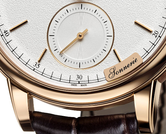 Jaeger-LeCoultre Master Grande Tradition Minute Repeater Lower CU 560