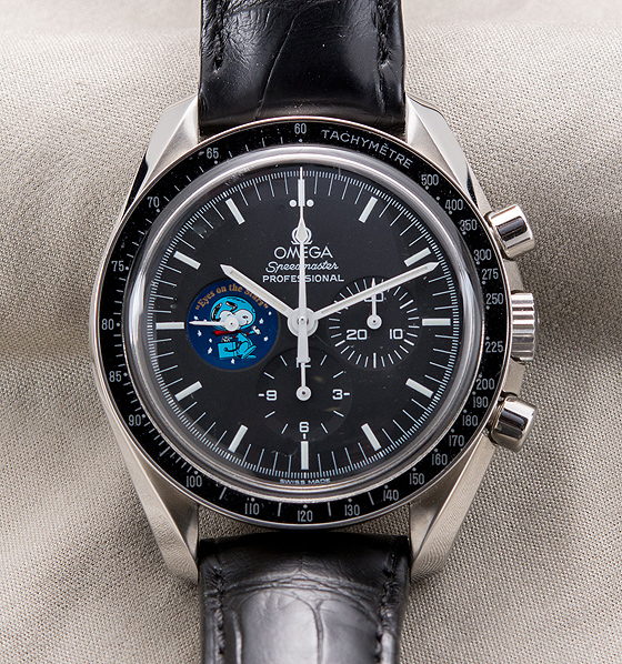 Omega Moonwatch Snoopy