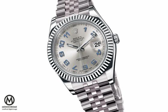 Rolex-Datejust-II-White-Gold-Jubilee-Baselworld-2015-1