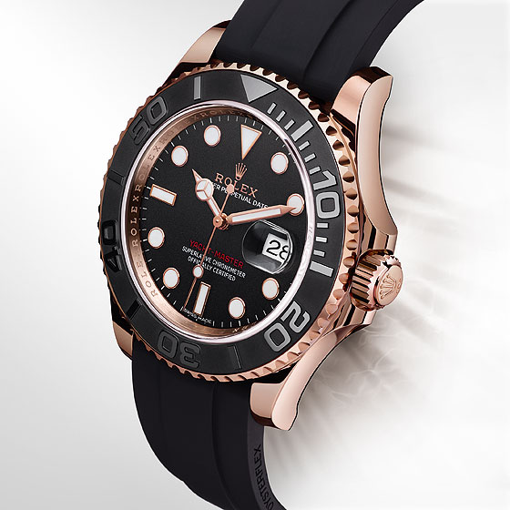 Rolex Yacht-Master - angle