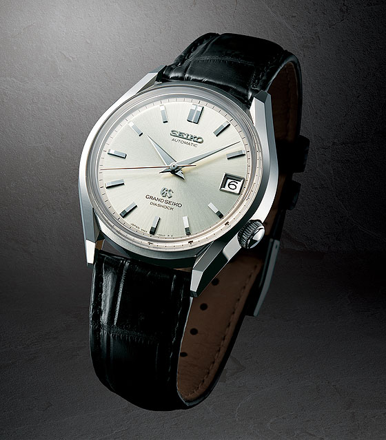 Replica Seiko Grand Seiko 62GS - steel