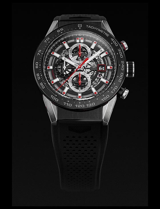 TAG Heuer HEUER 01 - front