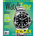 WatchTime April 2015 Cover