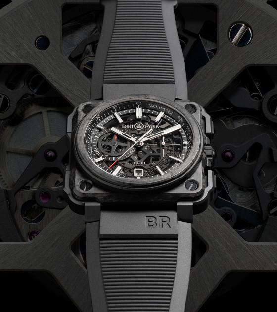 Bell & Ross BRX1-Carbone-Forge-glamor 560