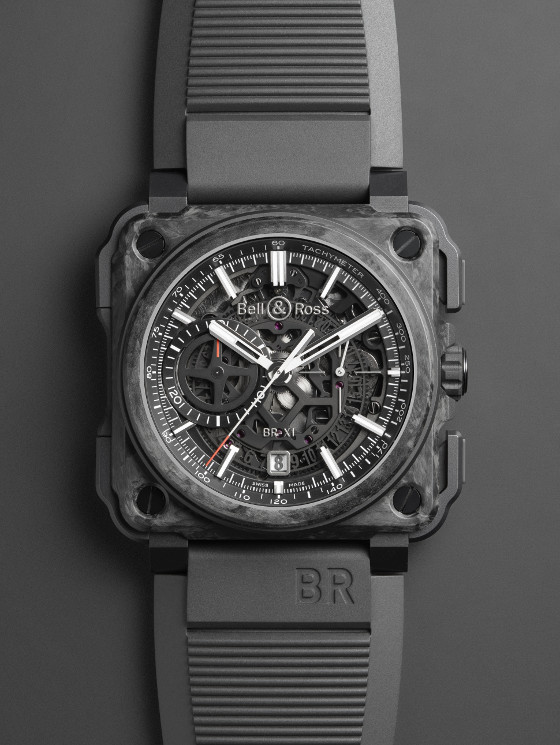 Bell & Ross BRX1-Carbone-Forge-soldier closeup 560