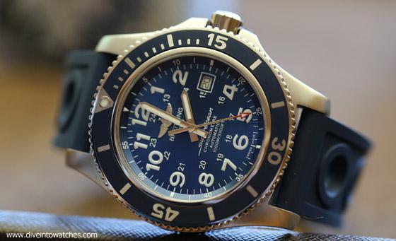 Breitling Superocean Ii 44 Blue
