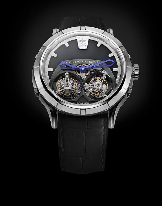 Manufacture Royale Micromegas - front