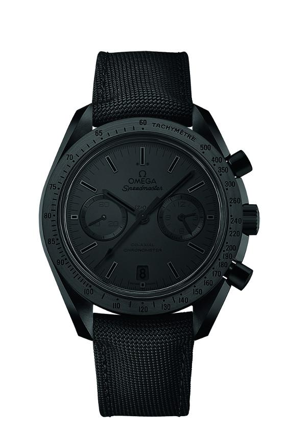 Omega DSOTM Black Black 560