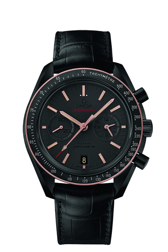 Omega DSOTM Sedna Black 560