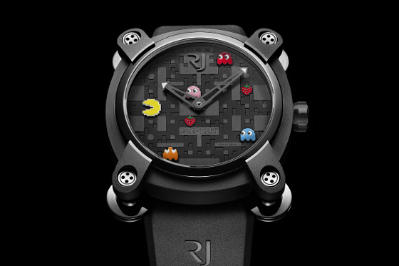 RJ_Romain_Jerome_PacMan_Level_II-2