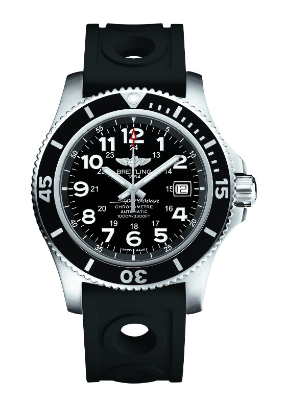 Superocean II 44 black 560
