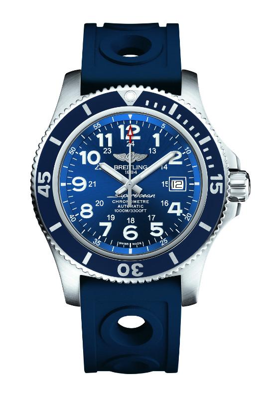 Superocean II 44 blue 560