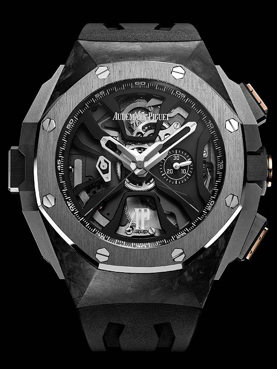 Audemars Piguet Royal oak Concept Laptimer Schumacher - front
