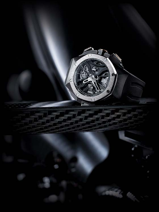 Audemars Piguet Royal oak Concept Laptimer Schumacher - reclining