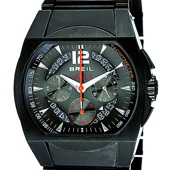 Breil BW0173 Wonder Black Series Collection.