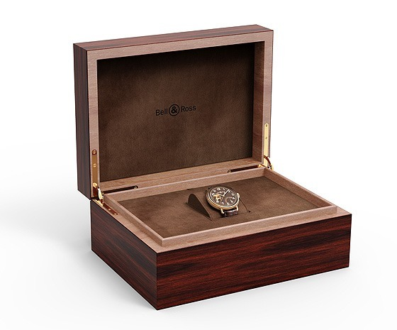 Bell & Ross Vintage WW1 Edicion Limitada - box