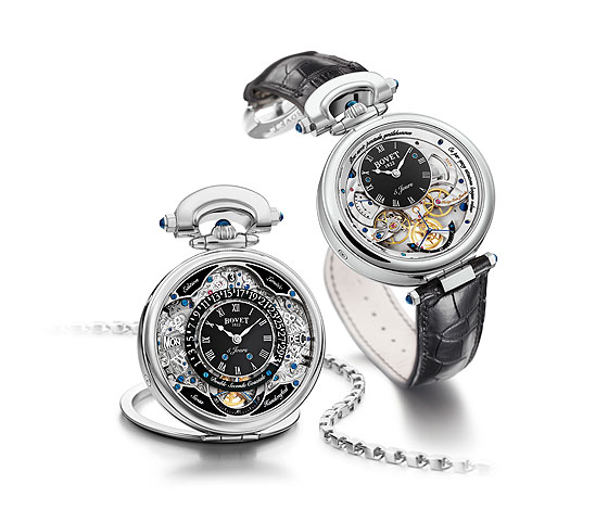 Bovet Amadeo Virtuoso VII - front-back