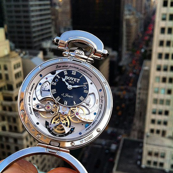 Bovet Virtuoso VII - city