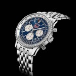 Breitling Honor Flight Navitimer Side