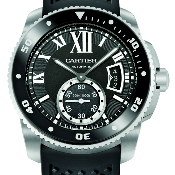Cartier Diver2