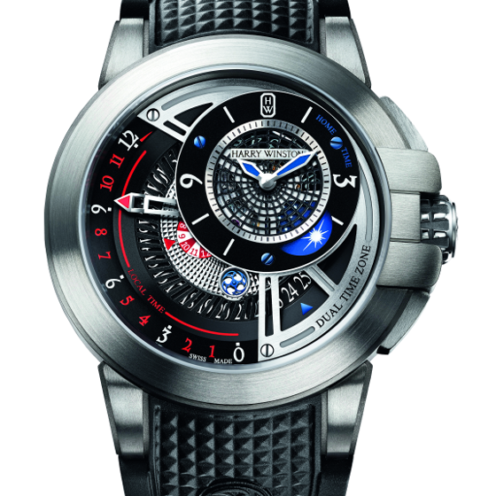 Harry Winston Project Z8.