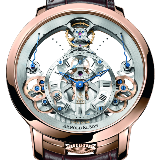 Arnold & Son Time Pyramid Soldier