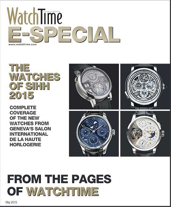 WatchTime SIHH 2015 E-Special