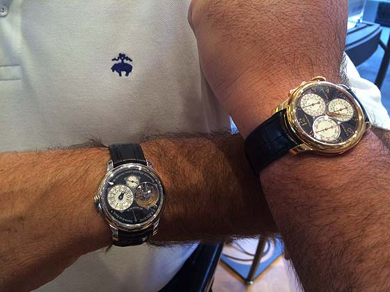 F.P. Journe Bal Harbour Boutique Event - 17