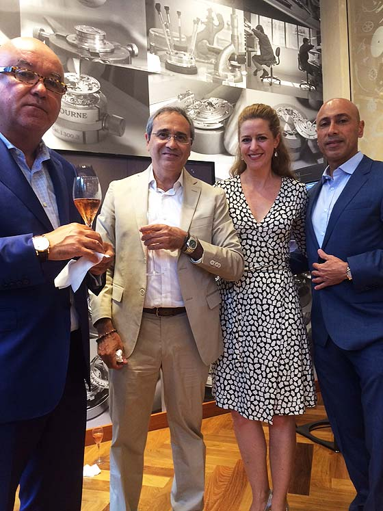 F.P. Journe Bal Harbour Boutique Event - 18