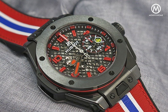 Hublot Big Bang Ferrari Speciale Ceramic Red - 2