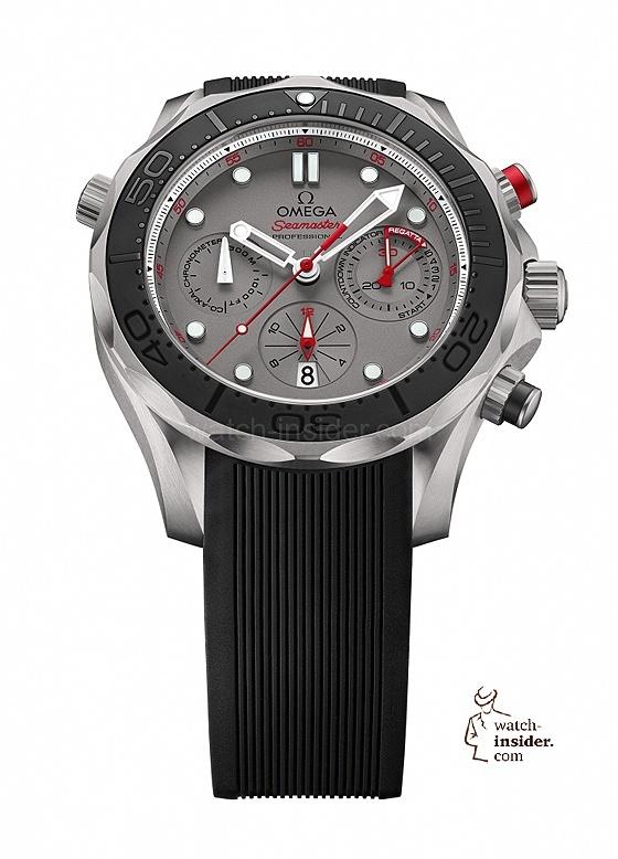 Omega Seamaster Diver 300m 'ETNZ' Chrono