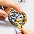 Parmigiani dial
