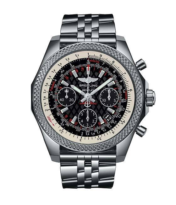 Breitling for Bentley B06S - Black Dial - front