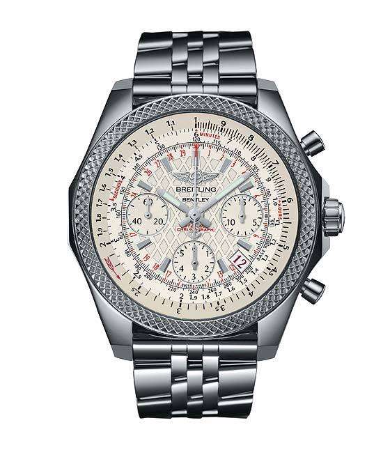 Breitling for Bentley B06S - White Dial - front