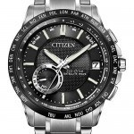 Citizen Eco-Drive Satellite Wave - front