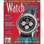 WatchTime Jul-Aug 2015 Cover