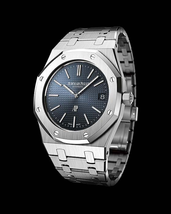 watch youtube royal hqdefault audemars oak stainless piguet steel watches