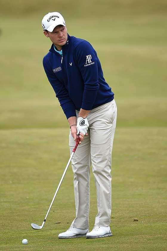 Danny Willett - new AP Golf Ambassador