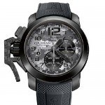 Graham Chronofighter Oversize Navy Seals Foundation