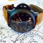 Panerai Luminor Ceramica - map