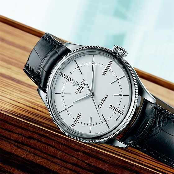 Replica Rolex Cellini Time - front