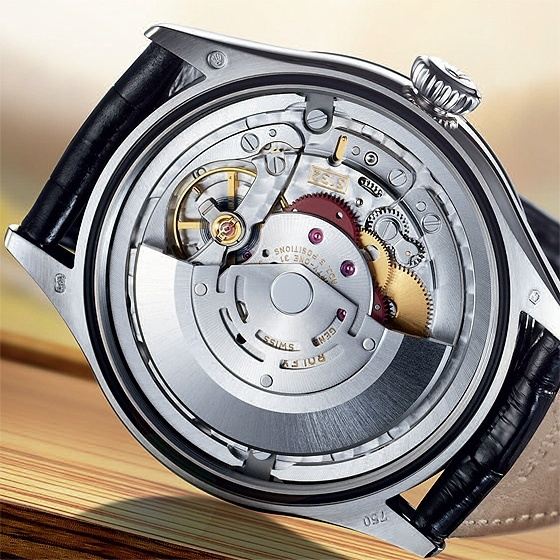 Replica Rolex Cellini Time - movement