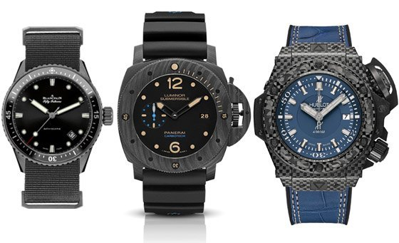 Black Replica Watches