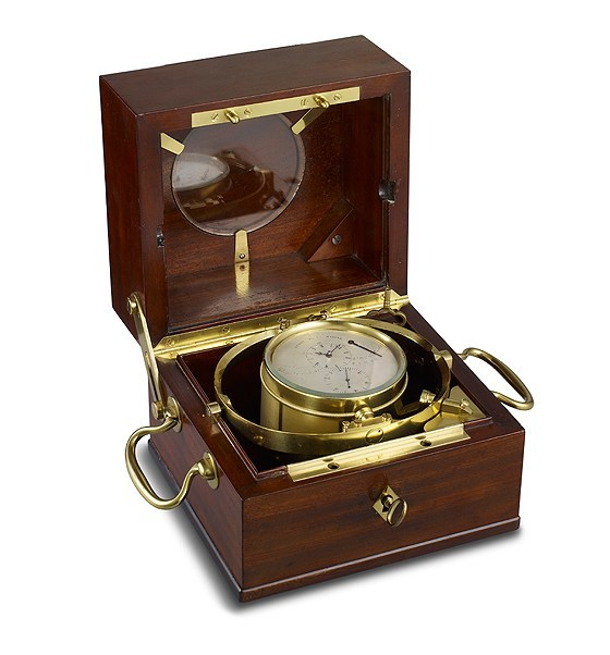 Replica Breguet No. 5107 Marine chronometer