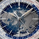 Jaeger-LeCoultre Geophysic Universal Time - dial