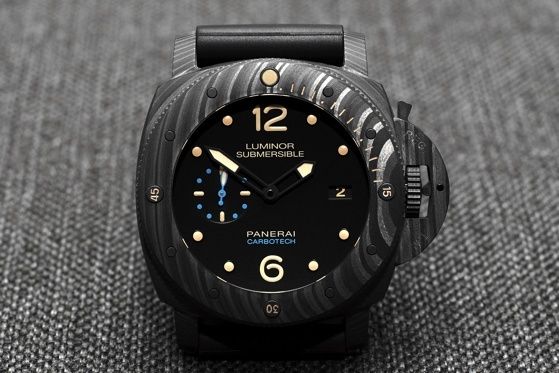Replica-Panerai-Luminor-Submersible-1950-Carbotech