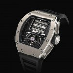 Richard Mille Tourbillon RM-69 - front-angle