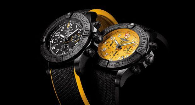 Breitling Launches Avenger Hurricane in 45-mm Cases
