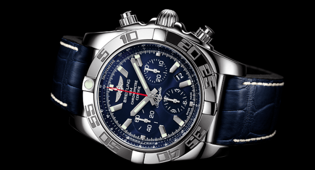 New and Blue: Breitling's Boutique Editions