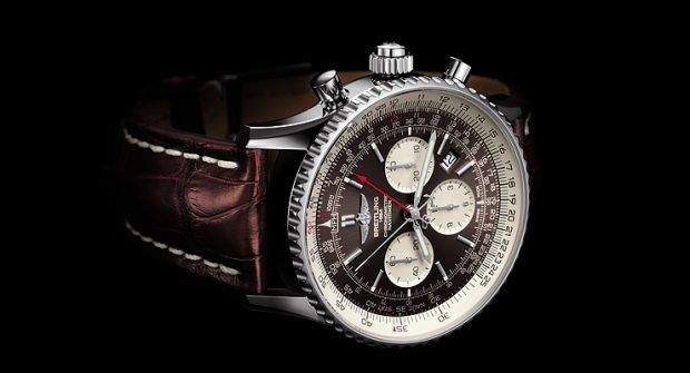 Breitling Navitimer Rattrapante Takes Flight